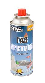 "Газ бутан ""АРКТИКА"" 220 г MASTERTOOL 14-5052"