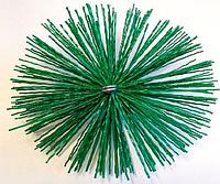 Щетка пластиковая (ершик) для чистки дымохода D 200 мм