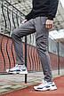 Чоловічі зимові штани Soft Shell 'San Andreas' Pobedov (чорно-коричневі), фото 2