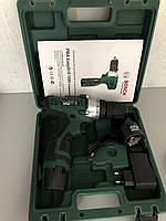 Аккумуляторный шуруповерт Bosch акумуляторний бош PBA EasyDrill 1200 (12V 2Ah)