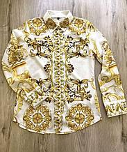 Рубашка Жін. L(р) білий 181150 Туреччина Весна-D