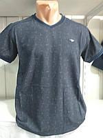Мужская трикотажная футболка T-RING размер норма 46-52,цвет уточняйте при заказе, фото 1