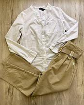 Рубашка Жін. 36(р) білий 20-1170 Black & White Туреччина Осінь-C