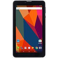 "Портативный планшет Android Bravis NB 753 экран 7"", 3G, 1/8Гб, Bluetooth/Wi-Fi, 0.3/2Мп, microSD/SIM, пластик,"