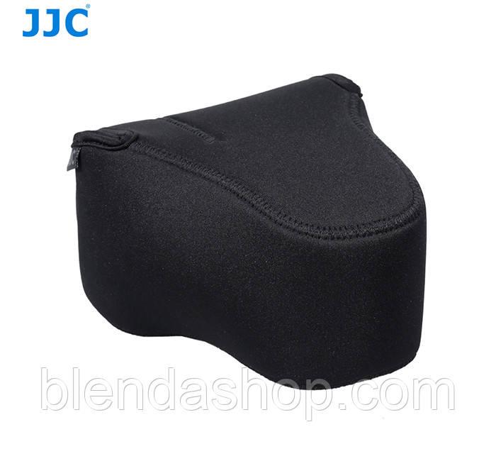 Защитный футляр - чехол JJC OC-MC0BK для камер Canon 4000D, Powershot SX 70 HS, SX 60 HS