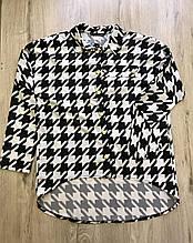 Рубашка Жін. 38(р) білий 1491 Туреччина Весна-D