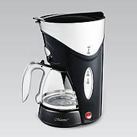 Капельная кофеварка Maestro MR-403, кофеварка капельного типа, электрокофеварка