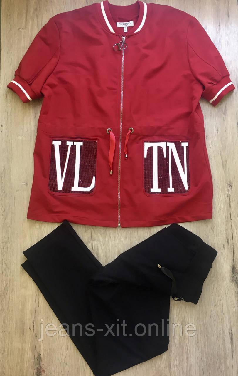 Fashion костюм Жін. 42(р) червоний 40179 Valentino Туреччина Весна-B