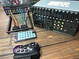 Автомагнітола 2din ПУЛЬТ НА КЕРМО bluetooth USB microSD AUX, фото 3