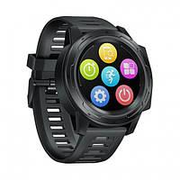 Смарт-часы Zeblaze VIBE 5 PRO с Bluetooth / пульсометром / функцией жестов Черный
