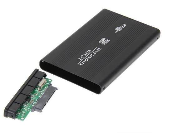 Кишеня для HDD зовнішній USB 2.0 SATA 2,5 Спартак, фото 2