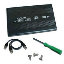 Кишеня для HDD зовнішній USB 2.0 SATA 2,5 Спартак, фото 3