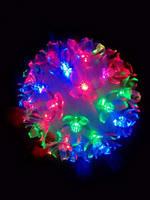 Праздничная гирлянда-светильник - 50 led ball light