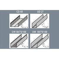 Профиль для ГКЛ СW-50 0,55 (3м, 4м), фото 1