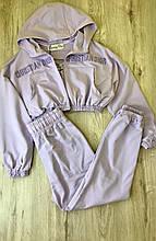 Fashion костюм жіночий XL(р) бузковий 70134 Dior Туреччина Весна-D