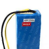 Аккумулятор к электровелосипедам linicomno2 48v 20ah