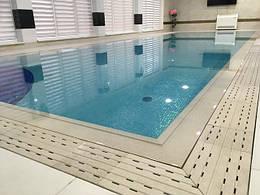 Наші роботи - обладнання для басейнів