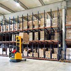 Хранение грузов на складе временного хранения (СВХ)