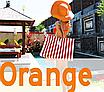 Жіноча пляжна капелюх Afrodita orange, фото 4