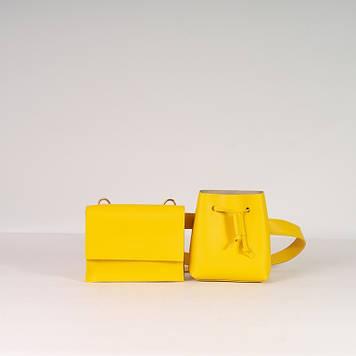 Женская маленькая поясная сумочка Lili 37-20