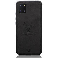 Чехол Deer Case для Samsung Galaxy Note 10 Lite / A81 / M60s Black
