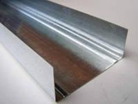 Профиль для ГКЛ UW-100 (3м, 4м), фото 1