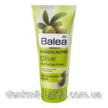 Крем для рук и ногтей с маслом оливы Balea Olive Creme 100 мл