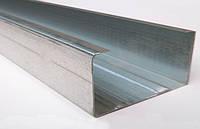 Профиль для ГКЛ CW-100 0,55 (3м, 4м), фото 1