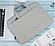 Сумка для Macbook Little rabbit grey с ручкой через плечо, фото 2