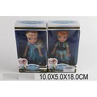Куклы малышки Анна и Эльза Холодное сердце