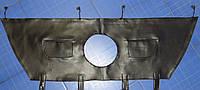 Чехол защита утеплитель решётки радиатора автомобиля Mercedes-Benz Vito Viano 2003-2010