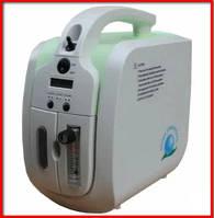 Медицинский кислородный концентратор портативный на 5 литров JAY-1