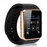 Смарт-часы Smart Watch Q7SP Gold, фото 2