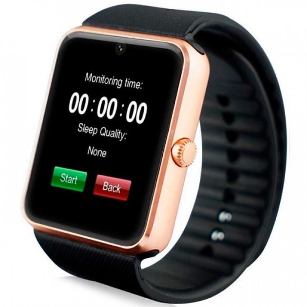 Смарт-годинник Smart Watch GT-08 Gold