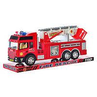 Велика пожежна машина,30см,пожежна машинка,пожарка
