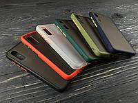 TPU чехол MATT для Xiaomi Mi CC9e