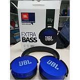Бездротові навушники JBL 650 Blue, фото 3
