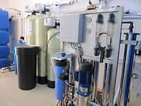 Сервисное обслуживание пунктов розлива воды