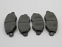 Колодки тормозные передние Ford Transit 00- FWD