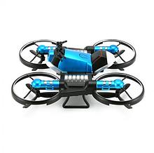 Квадрокоптер-трансформер Leap Дрон-мотоцикл на радіокеруванні 2 в 1