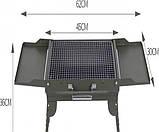 Складаний мангал BBQ Grill 1068G, фото 4