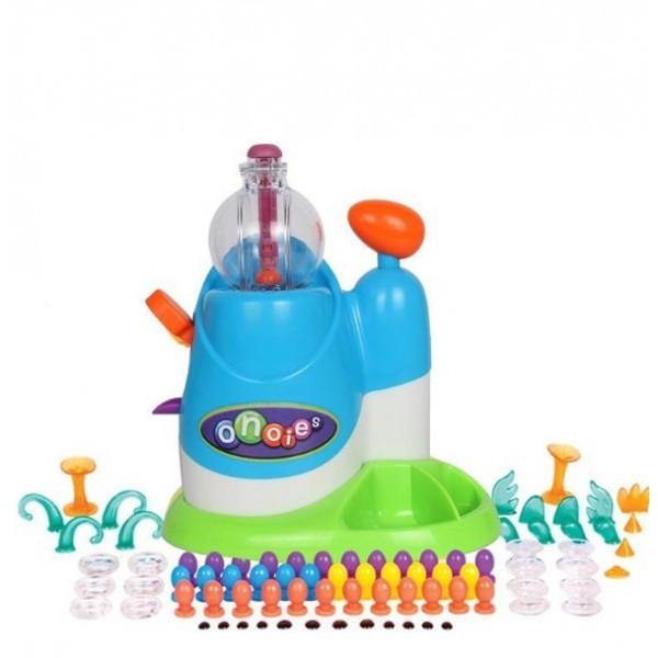 Інтерактивна іграшка ONOISE Inflator Starter Pack Набір липких повітряних кульок для творчості