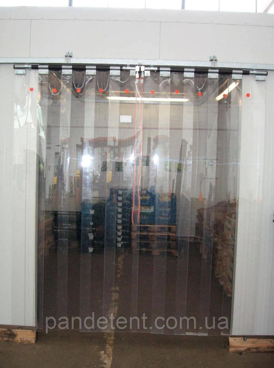 Термоштора ПВХ на двери
