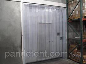 Термоштора ПВХ на двери, фото 2