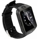 Смарт-годинник Smart Watch DZ09 Black, фото 2
