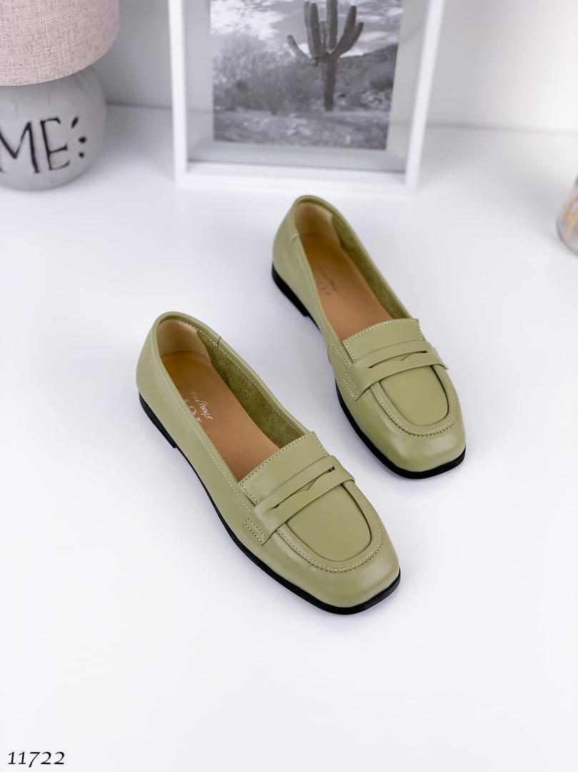Туфли балетки женские 11722 (ЯМ)