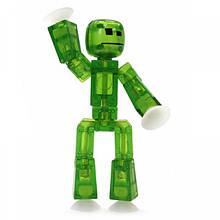 Фігурка для анімаційного творчості Stikbot Зелений