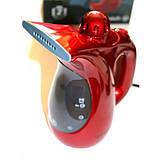Ручний відпарювач для одягу Rainberg RB-6309 1300W 250мл, фото 5