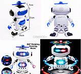 Танцюючий світиться інтерактивний робот Dancing Robot, фото 2