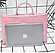 Сумка для ноутбука Apple, Xiaomi, Asus pink, фото 10